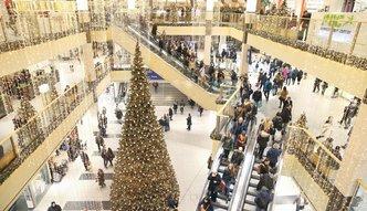 Zaskakujące dane GUS. Zakupy świąteczne w grudniu dużo słabsze niż oczekiwano