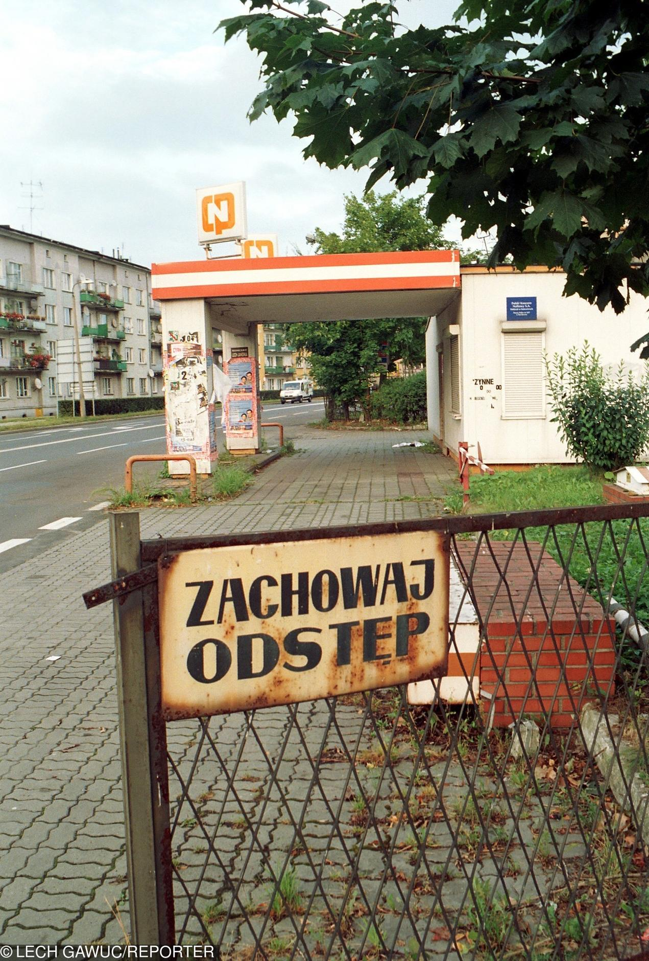 PKN Orlen uruchomi w Warszawie stację CPN. Reakacja na próby przejęcia praw do logotypu
