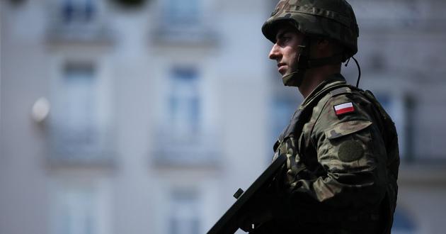 Ministerstwo Obrony Narodowej ujawniło sytuację bytową polskich żołnierzy..