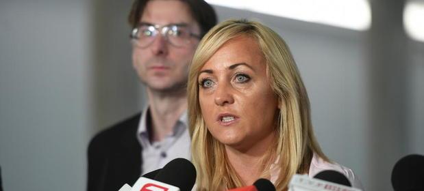 Barbara Husiew, wiceprezes Stowarzyszenia Stop Bankowemu Bezprawiu