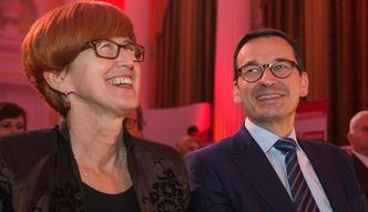 Pracownicze Plany Kapitałowe nie skończą jak OFE. Minister Elżbieta Rafalska stawia w żartach warunek