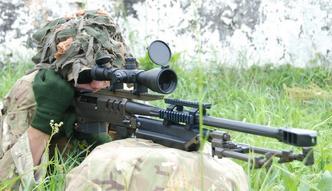 Indyjski snajper z polskim karabinem. Duża szansa dla polskiej zbrojeniówki