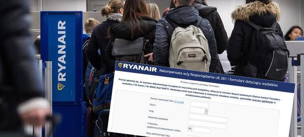 Ryanair odwołuje loty, podróżni odzyskają pieniądze