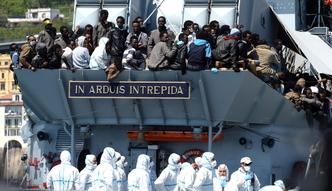 Ustaje szturm nielegalnych imigrantów na Europę. Przybyło ich o 64 proc. mniej niż przed rokiem