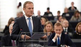 Kryzys migracyjny może zostać zatrzymany. Tusk przekonuje do przekazania pieniędzy Włochom