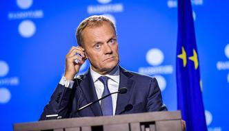 Donald Tusk o relokacji uchodźców i potencjalnych sankcjach wobec Polski