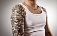 Wynalazek naukowców - bateria-tatuaż zasilana potem
