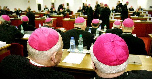 Biskupi stosują stworzone przez episkopat własne RODO.