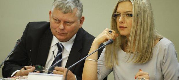 Komsja śledcza w krzyżowy ogień pytań wzięła byłą główną księgową AMber Gold Danuta Misiewicz