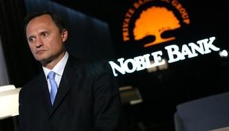 KNF ulżył Getin Noble Bankowi. Frankowicze już mniej niebezpieczni