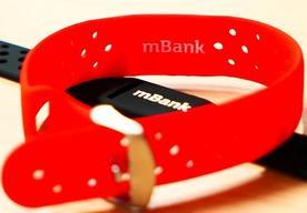 Wygodna forma płatności: opaska płatnicza mBanku
