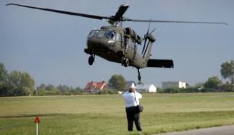 Nowe śmigłowce dla policji. Polska chce kupić dwa Black Hawki
