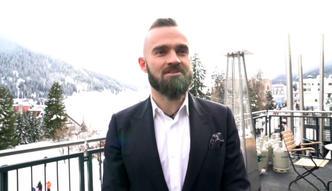 Sebastian Kulczyk w Davos. Pierwsza wizyta polskiego milionera na Światowym Forum Ekonomicznym