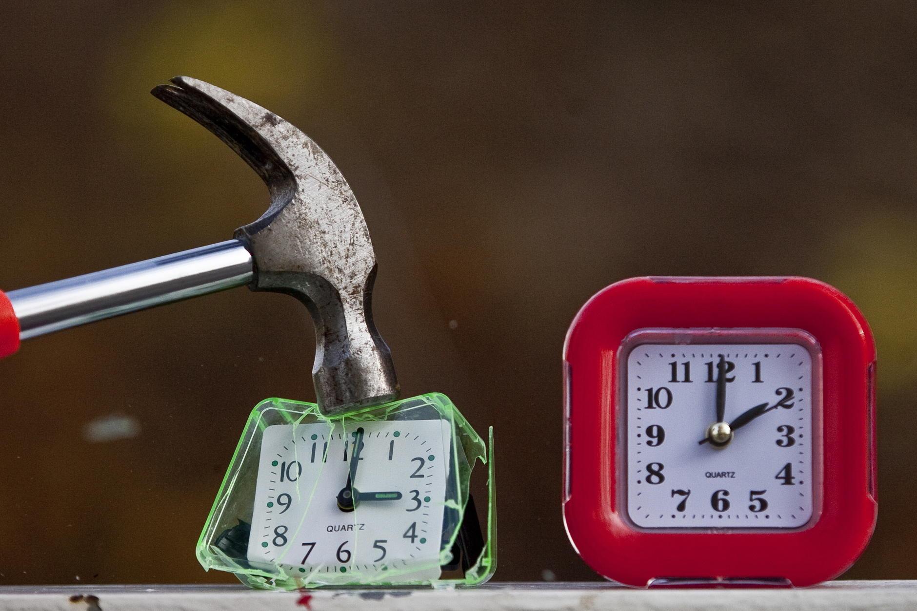 Forex a zmiana czasu