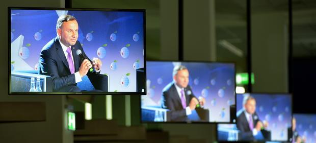 Wierzę, że dzisiejsze spotkanie w Pałacu Prezydenckim przyczyni się do zawarcia przez start-upy kolejnych kontraktów - mówił w środę prezydent Andrzej Duda.