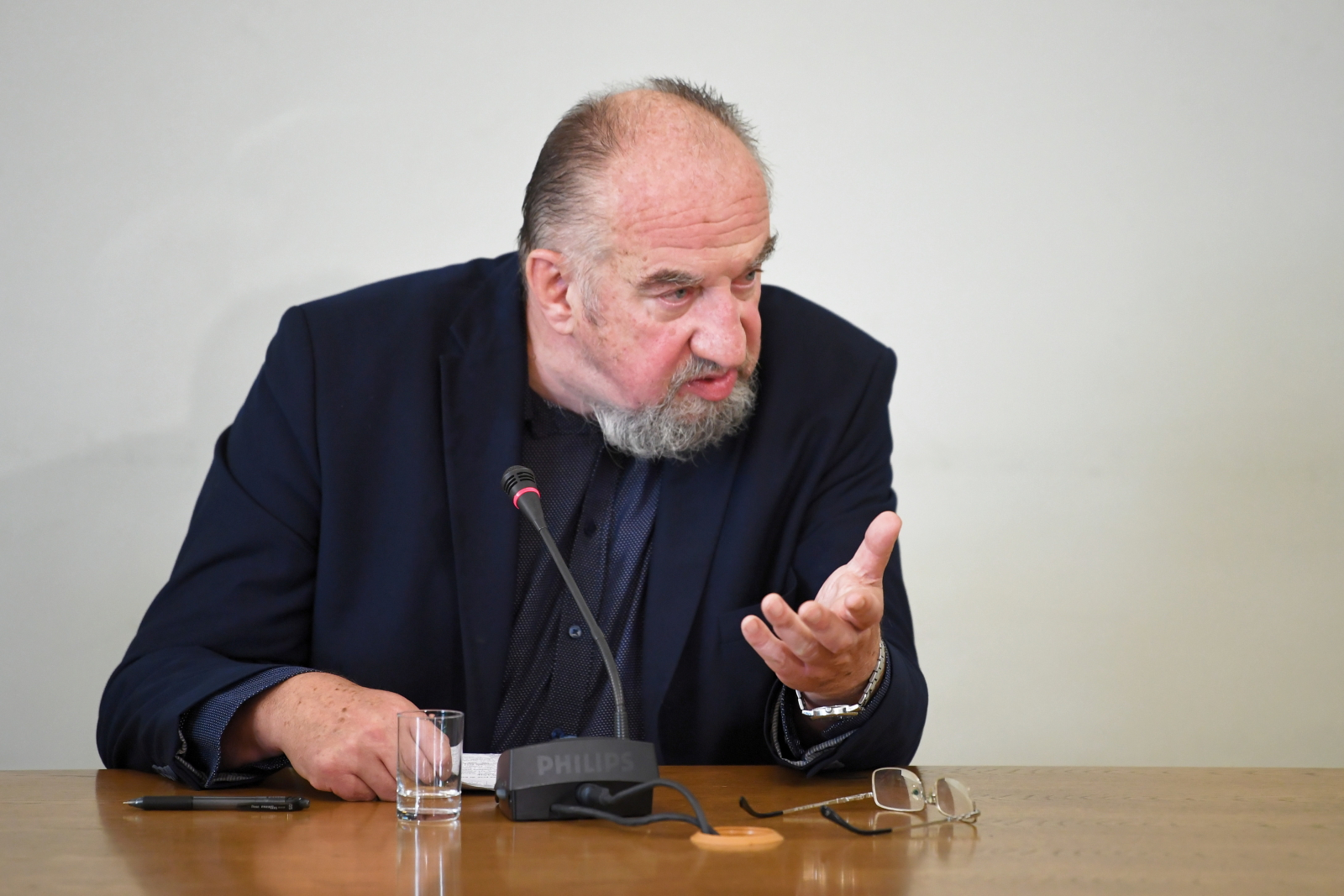 Komisja ds. VAT. Pierwsze przesłuchanie, czyli wykład prof. Modzelewskiego