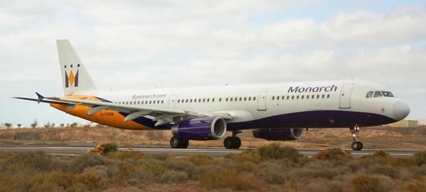 Monarch Airlines to jedna z większych linii lotniczych w Wielkiej Brytanii. Specjalizowała się w wakacyjnych lotach czarterowych
