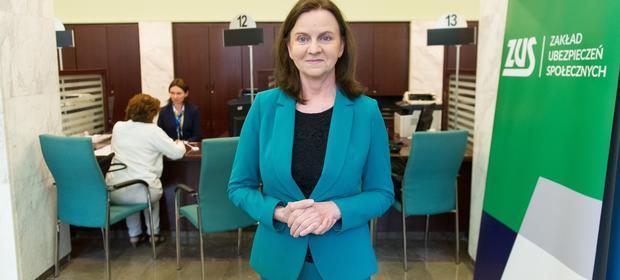 Prof. Gertruda Uścińska podkreśliła rolę konkurecji w przetargu