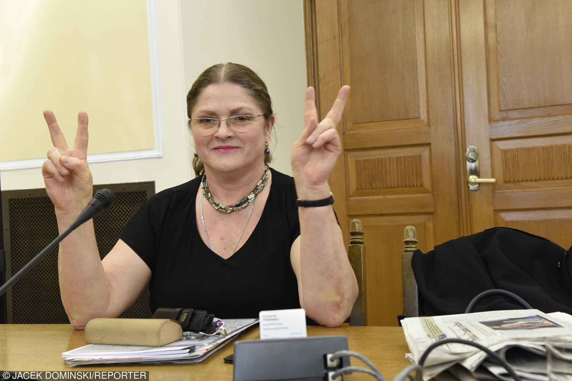 Lewiatan odpowiada Krystynie Pawłowicz: my się nie zamieniamy w poczty