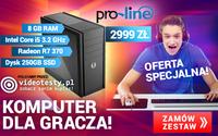 ZenPC Gaming Test komputera dla graczy