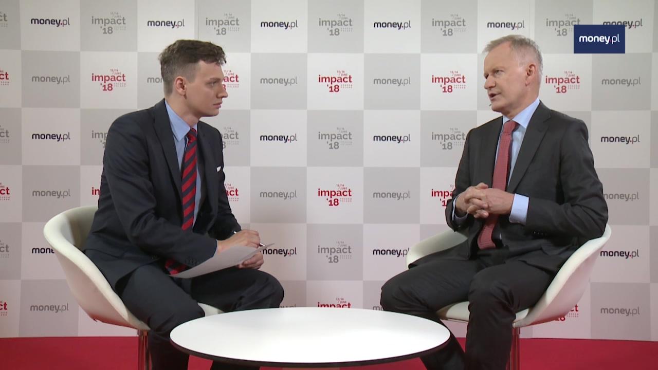 Polski multimilioner rusza na podbój Europy. Wspiera firmy, które chcą zdobywać zagraniczne rynki