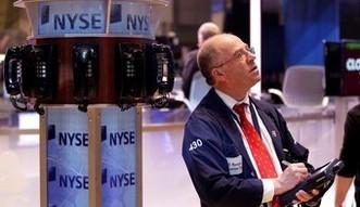 Wall Street z kolejnymi rekordami. Drobnymi kroczkami w górę