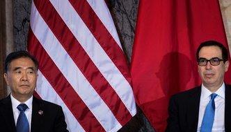 Spór handlowy między USA a Chinami. Konfrontacja zaszkodzi obu stronom