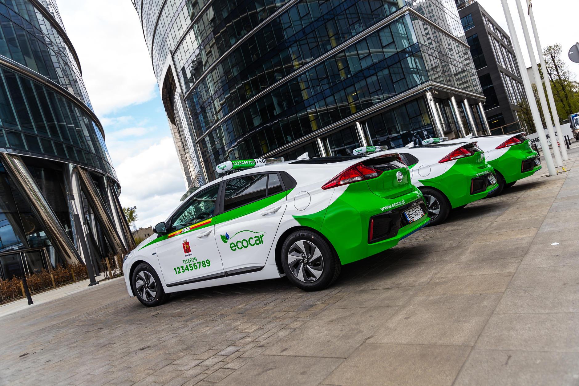 EcoCar zwikszy flot wasnych samochodw. Na ulice wyjad te Tesle