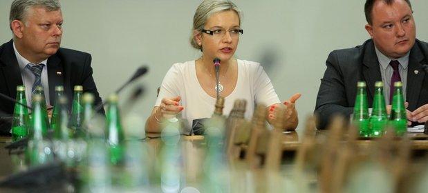W poniedziałek przed prowadzoną przez Małgorzatę Wassermann komisją zeznawał syndyk Józef Dębiński.