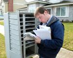 Urzędowe pisma mogą trafić do sąsiada