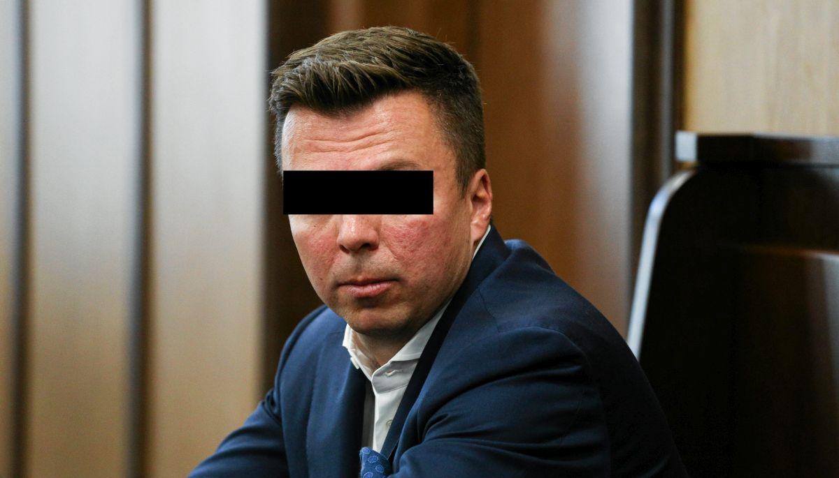 Marek F. nie stawił się w więzieniu. Sąd wstrzymał wykonanie kary