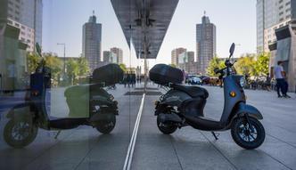 Udostępniają elektryczne skutery warszawiakom. Mają w planach inne miasta i chcą zebrać 900 tys. zł w internecie