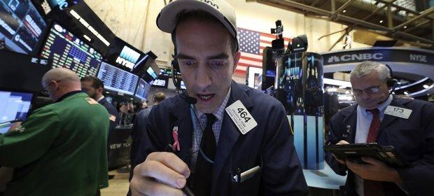 Dow Jones przekroczył kolejny kamień milowy