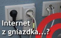 Internet z Gniazdka, dzięki Powerline
