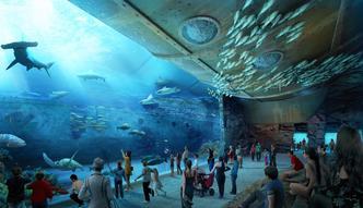 Oceanarium w Gdańsku. Tak ma wyglądać największa atrakcja turystyczna Wybrzeża