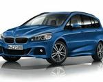 BMW Serii 2 Gran Tourer z pakietem M Sport