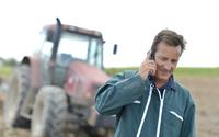 Rolnik ze smartfonem może liczyć na zysk
