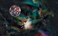 Kosmos na słodko? Wokół gwiazd krążą cząstki cukru!