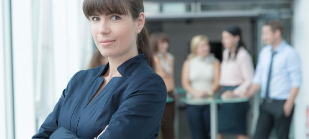 Co trzeci kierownik u Unii Europejskiej to kobieta.