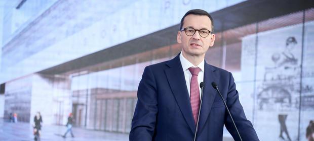 90 proc. Polaków będzie miało dostęp do gazu - obiecywał w czwartek premier Mateusz Morawiecki.