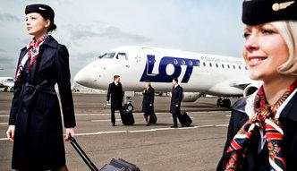 """Nowe samoloty dla LOT. Milczarski: """"w 2018 r. spółka ma otrzymać sześć nowych Embraerów 195"""""""