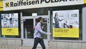 Raiffeisen Polbank ma ponad 42 tys. klientów z Ukrainy. Liczy na więcej