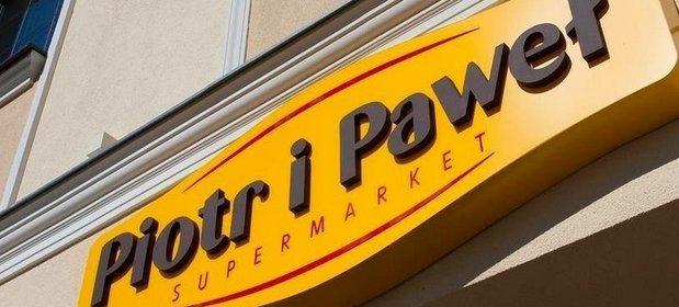 Trwa restrukturyzacja sieci Piotr i Paweł. Kolejne sklepy są przejmowane