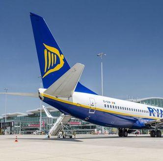 Strajk pilotów Ryanair. W szczycie sezonu podróżnych czekają utrudnienia