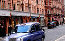 Londyn: późniejsze prawo jazdy dla młodzieży