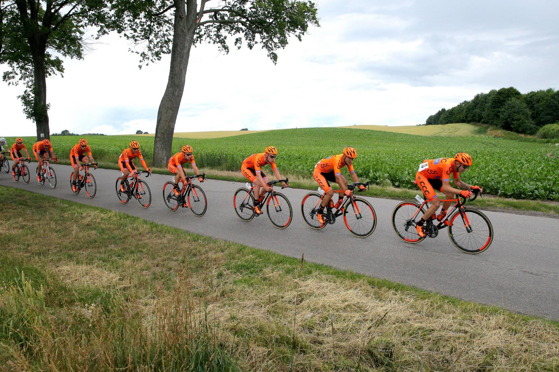Będzie polski zespół kolarski w Tour de France. CCC przejmuje BMC Racing