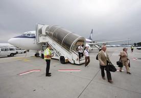 Niezbędnik pasażera – pierwsza podróż samolotem