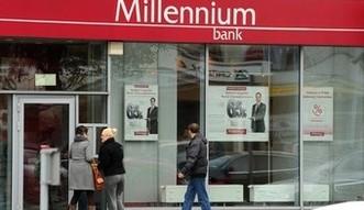 Wyniki Banku Millennium przebiły najśmielsze prognozy
