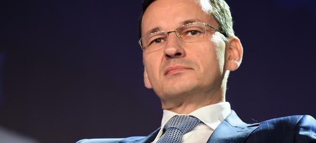"""W tym roku deficyt """"będzie oscylował między 40 a 50 mld zł""""  - powiedział Morawiecki."""