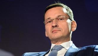 """Wyłudzenia podatku VAT. Morawiecki: nasze motto to """"bez przebaczenia"""""""